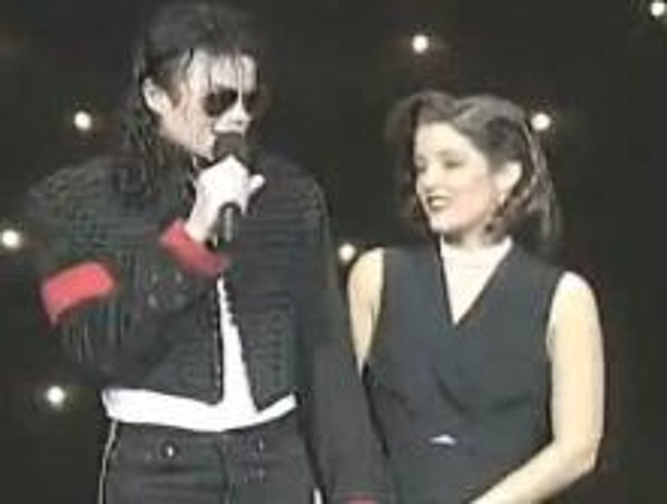 An analysis of the day that michael jackson and lisa marie presley tied the knot
