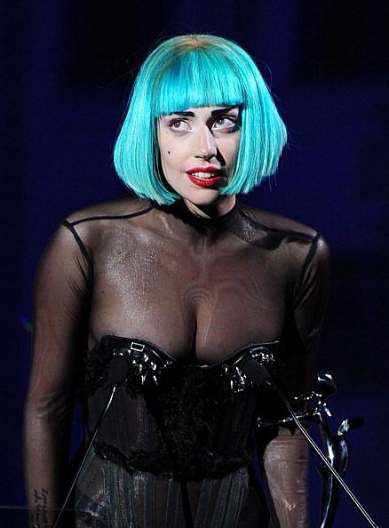 Hollywood dirt lady gaga s wardrobe malfunction amp cameron diaz and