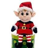 How many elves would Sana need to make Christmas happen