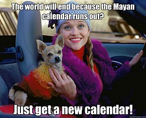 End of the world memes