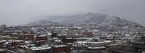 El Paso school and business closures