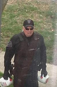 Police Officer John Bradley Kevin Wells Facebook