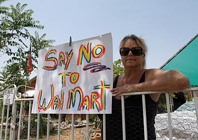 No WalMart In Central El Paso For Now