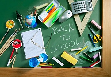 Top 5 Things About Back-To-School Time In El Paso