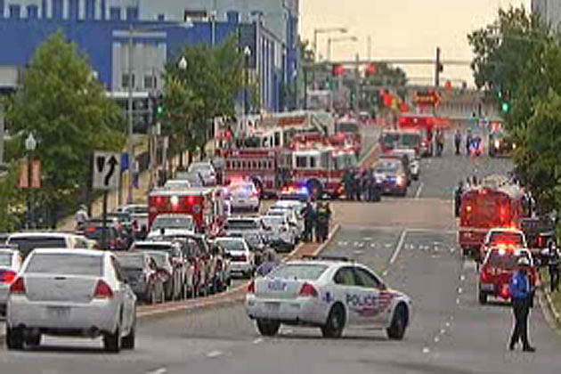 12 Dead In Shooting At Navy Yard In Washington, D.C.