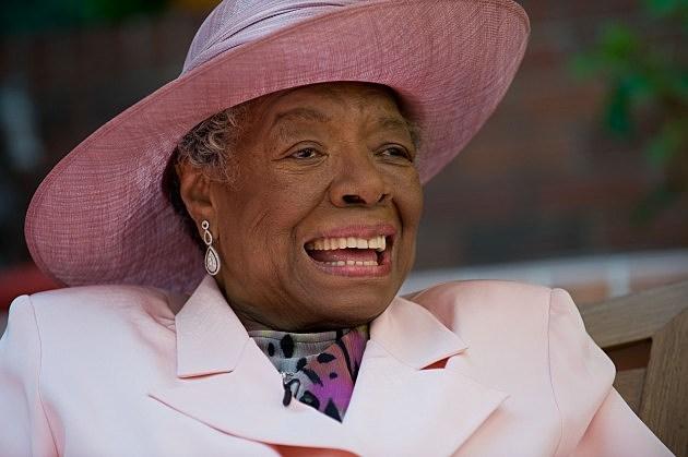 Maya Angelou coming to el paso