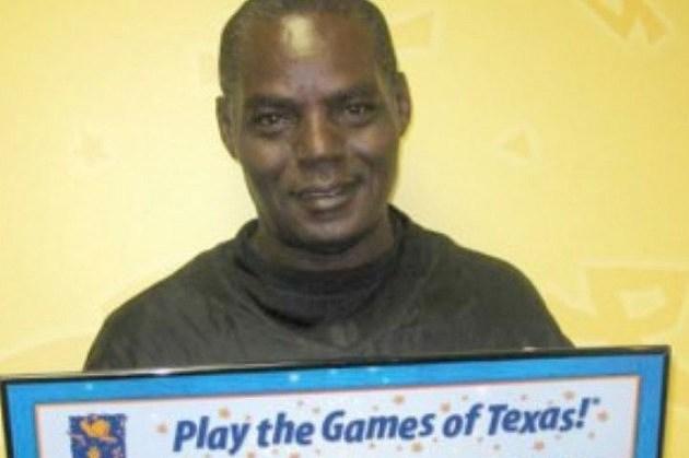 first texas lotto winner