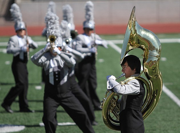 El Paso Area High School Bands To Compete for Sun Bowl Halftime Slot