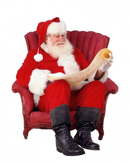 Meet santa this holiday season at the library m4hsunfo