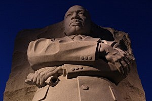 Candlelight Vigil Marks 44th Anniversary Of Martin Luther King Jr.'s Assassination