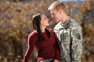 soldier wife