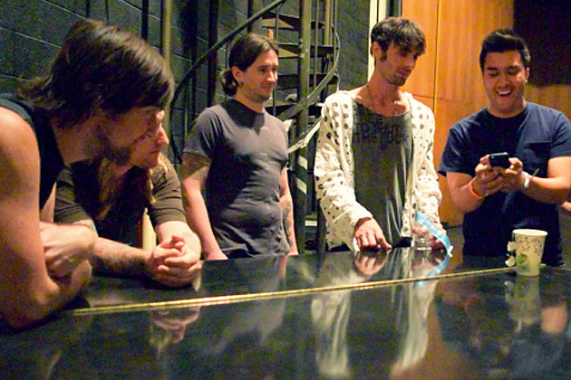 All American Rejects get their Vine on with Vincent Marcus at Streetfest El Paso