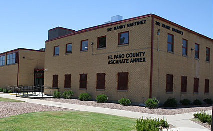El Paso County Tax Office