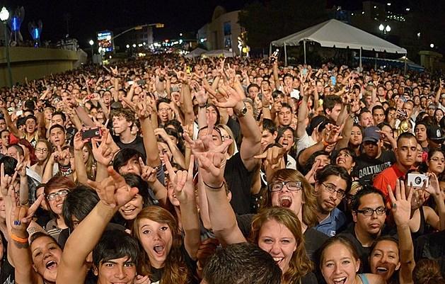 (C)Raul Martinez/El Paso Downtown Street Festival Facebook