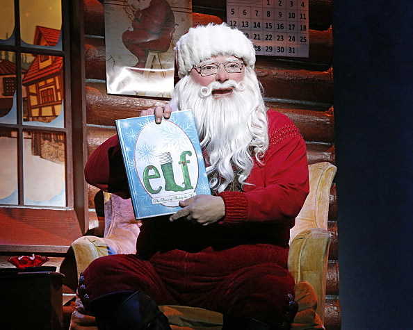 Photo by Joan Marcus/Elf the Musical on Broadway via Getty Images