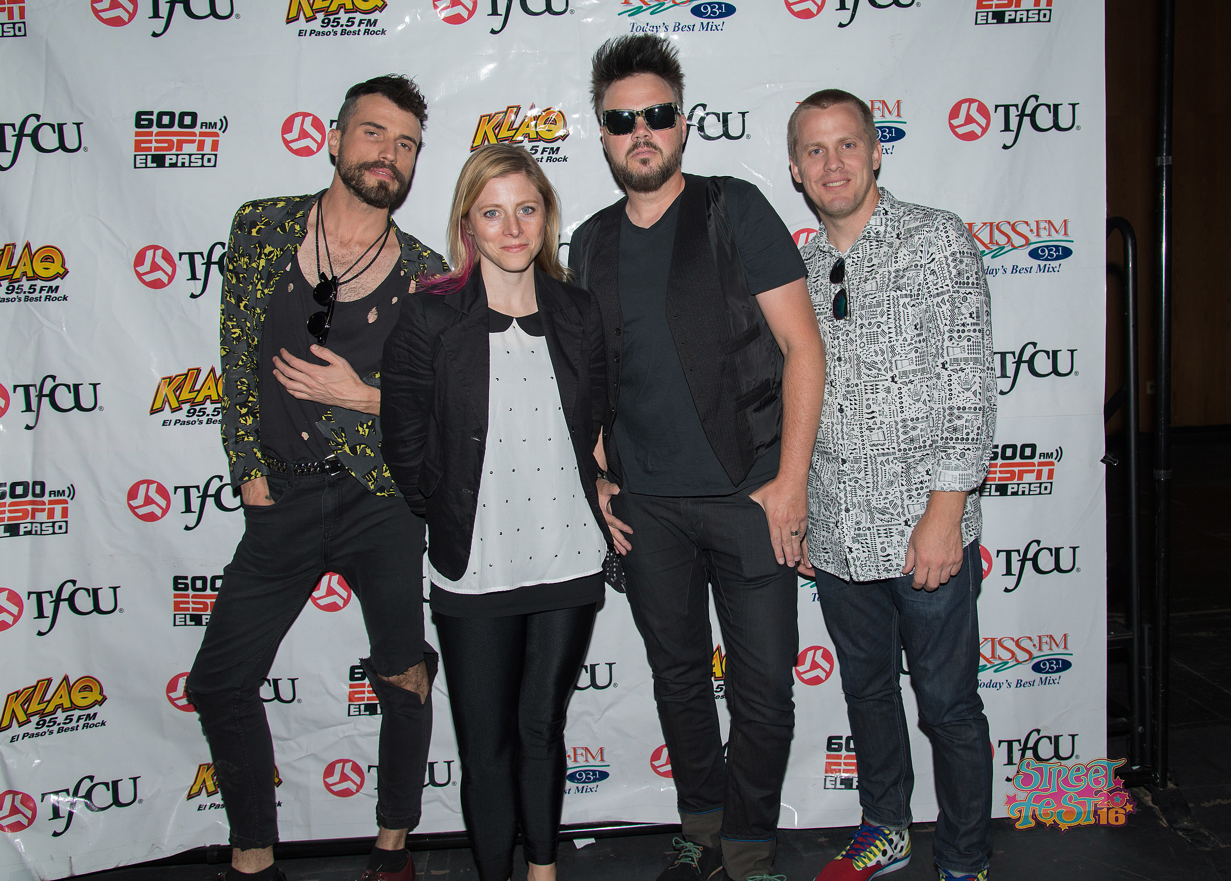 2016 Streetfest Meet And Greet Pictures With Goo Goo Dolls