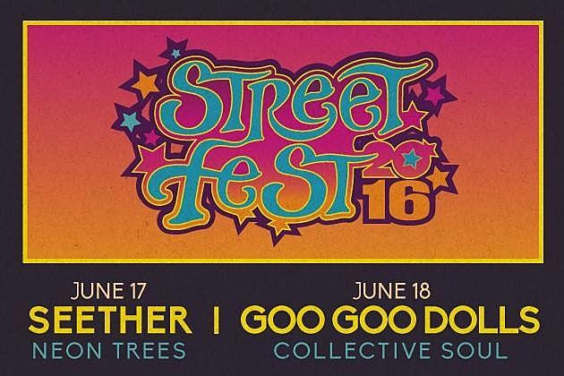 StreetFest 2016 Logo