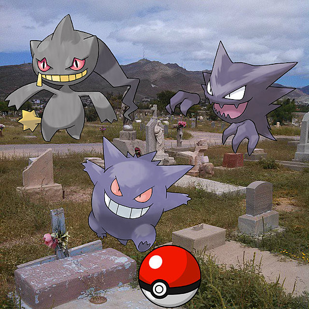 how to catch ghost pokemon