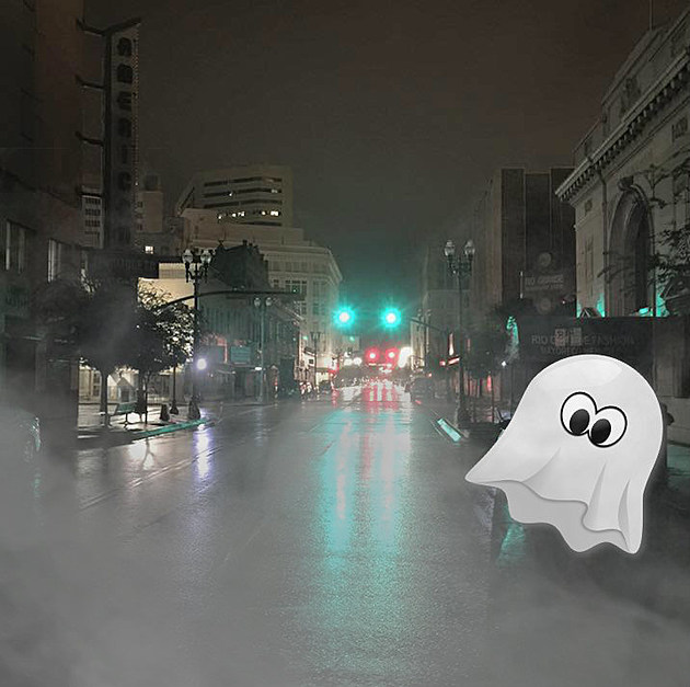 Paso Del Norte Paranormal Society Facebook/mike photo illustration