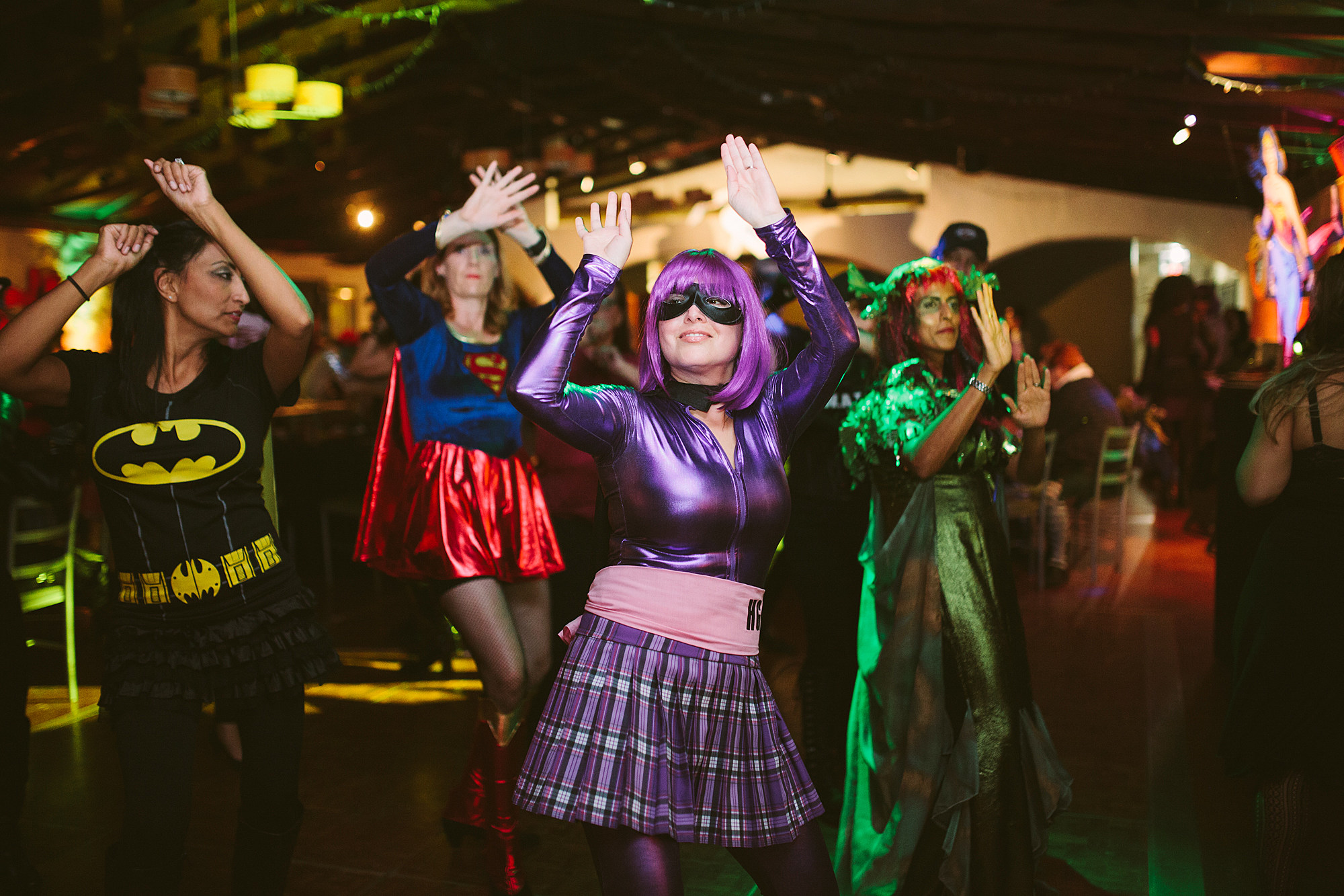 Party Like A Rock Star This Halloween At The Monster's Ball