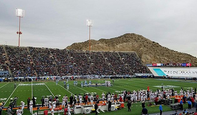 College Football Bowl Games Dates >> 2017 - 2019 Sun Bowl Dates Set
