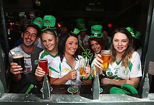 Sydney Celebrates St Patrick's Day