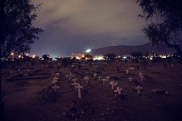 Lost El Paso Paranormal