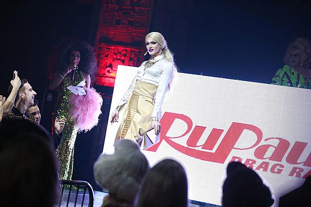 "Premiere Of Logo TV's ""RuPaul's Drag Race"" Season 7 -  Inside"