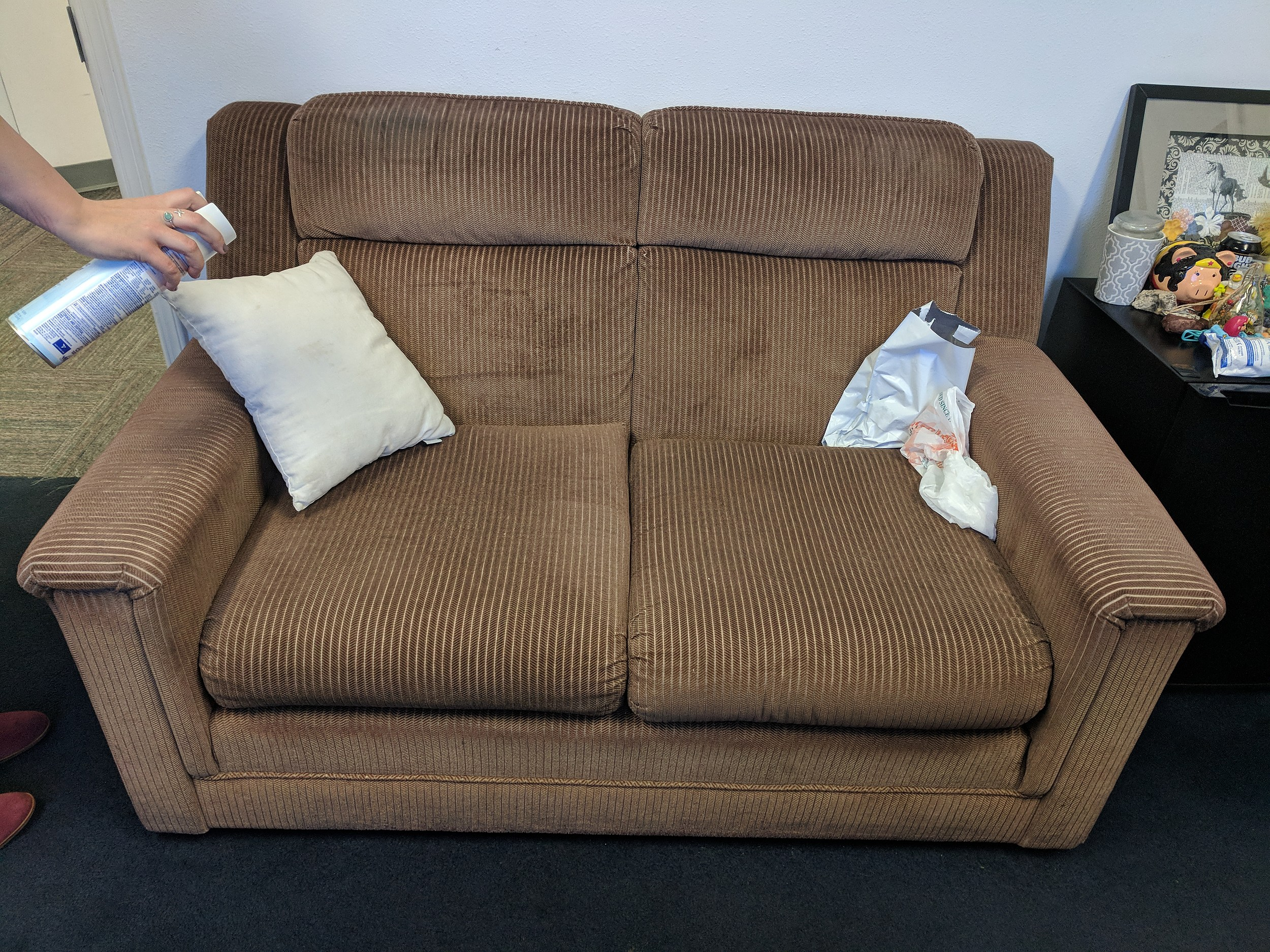 UPDATED: Ugly Couch Contest Entries