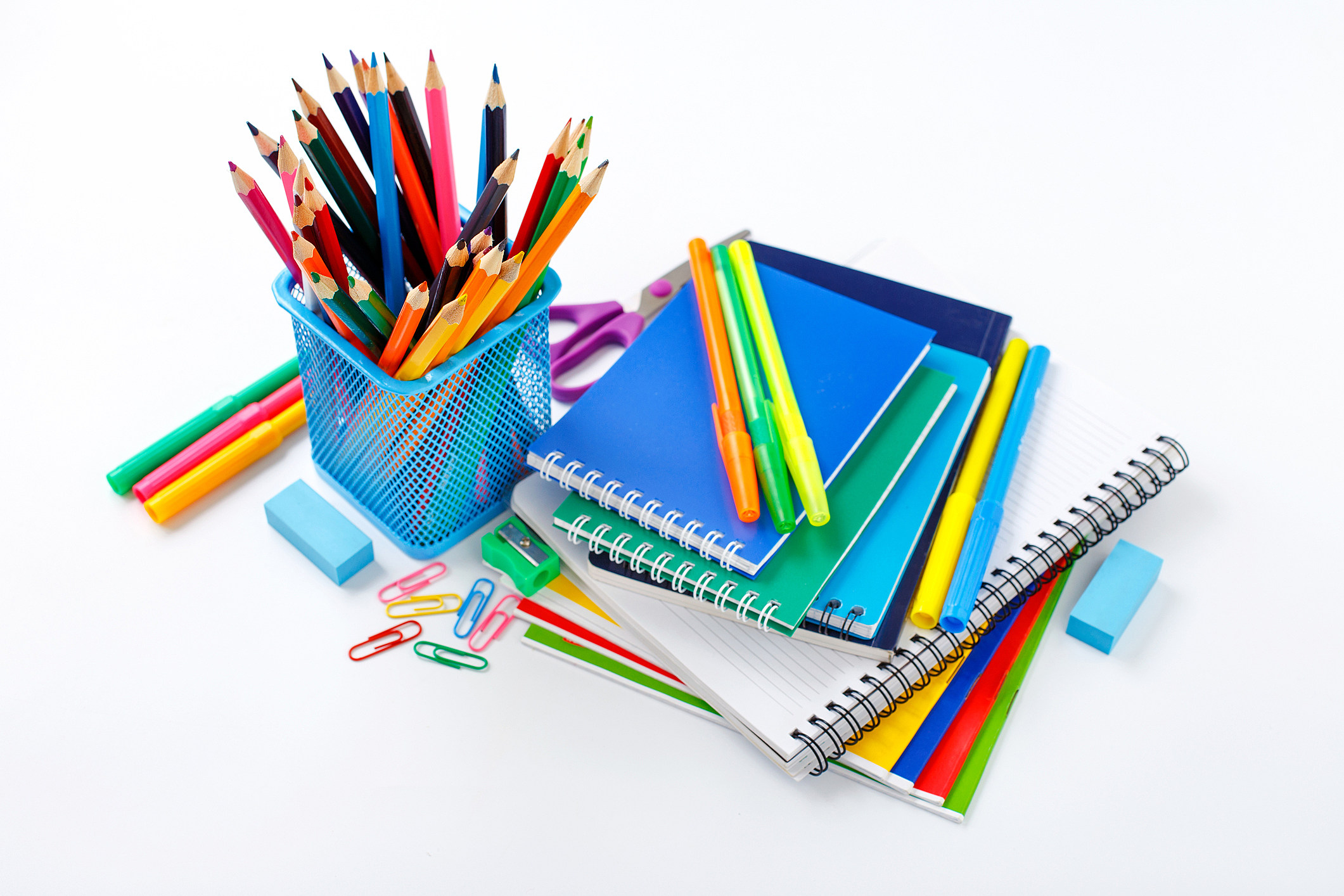 Save the World & Help Kids By Recycling Old School Supplies
